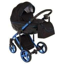 C10 - Детская коляска Adamex Chantal 3 в 1