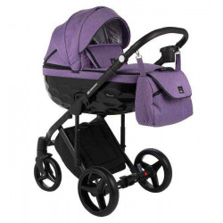 C214 - Детская коляска Adamex Chantal 3 в 1