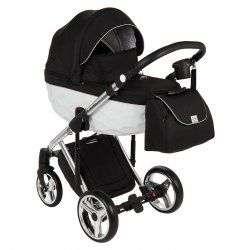 C6 - Детская коляска Adamex Chantal 3 в 1