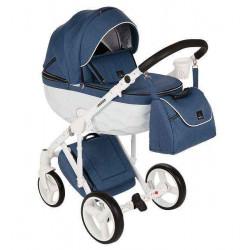 C211 - Детская коляска Adamex Chantal 3 в 1