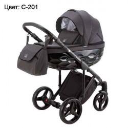 C201 - Детская коляска Adamex Chantal 3 в 1