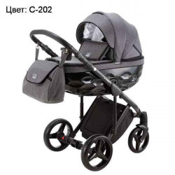 C202 - Детская коляска Adamex Chantal 3 в 1