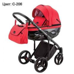 C206 - Детская коляска Adamex Chantal 3 в 1