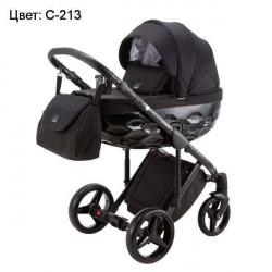 C213 - Детская коляска Adamex Chantal 3 в 1