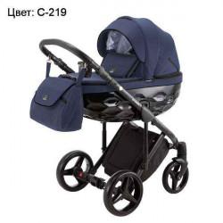 C219 - Детская коляска Adamex Chantal 3 в 1