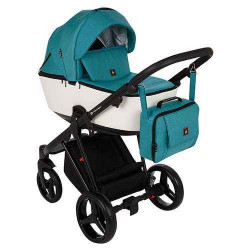 CR-201 - Детская коляска Adamex Cristiano 2 в 1