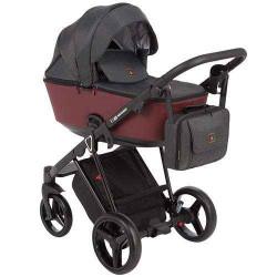 CR-207 - Детская коляска Adamex Cristiano 3 в 1