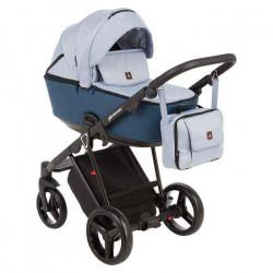 CR-216 - Детская коляска Adamex Cristiano 3 в 1