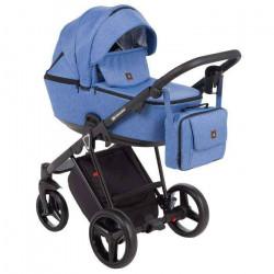 CR-23 - Детская коляска Adamex Cristiano 3 в 1
