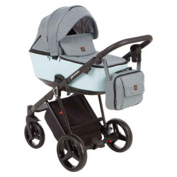 CR-268 - Детская коляска Adamex Cristiano 3 в 1