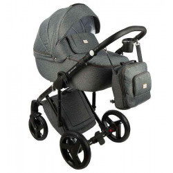 Q-2 - Детская коляска Adamex Luciano 2 в 1