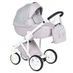 Q-201 - Детская коляска Adamex Luciano 2 в 1