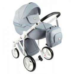 Q-202 - Детская коляска Adamex Luciano 2 в 1