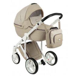 Q-205 - Детская коляска Adamex Luciano 2 в 1