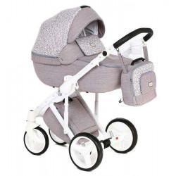 Q-210 - Детская коляска Adamex Luciano 2 в 1