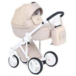 Q-212 - Детская коляска Adamex Luciano 2 в 1