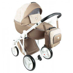Q-213 - Детская коляска Adamex Luciano 2 в 1
