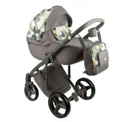 Q-215 - Детская коляска Adamex Luciano 2 в 1