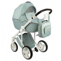 Q-221 - Детская коляска Adamex Luciano 2 в 1