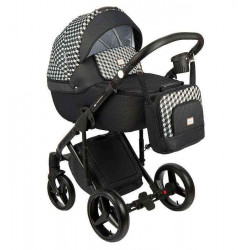 Q-238 - Детская коляска Adamex Luciano 2 в 1