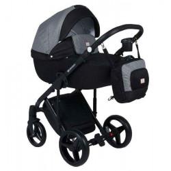 Q-239 - Детская коляска Adamex Luciano 2 в 1