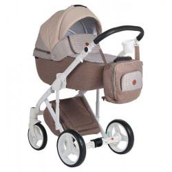 Q-243 - Детская коляска Adamex Luciano 2 в 1