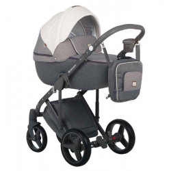 Q-244 - Детская коляска Adamex Luciano 2 в 1