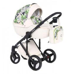 Q-306 - Детская коляска Adamex Luciano 2 в 1