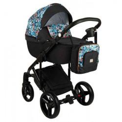 Q-308 - Детская коляска Adamex Luciano 2 в 1