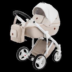 Q-343 - Детская коляска Adamex Luciano 2 в 1