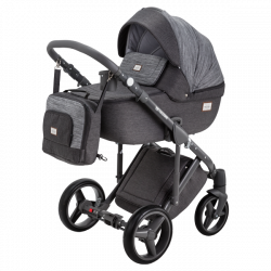 Q-346 - Детская коляска Adamex Luciano 2 в 1