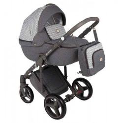 Q-347 - Детская коляска Adamex Luciano 2 в 1