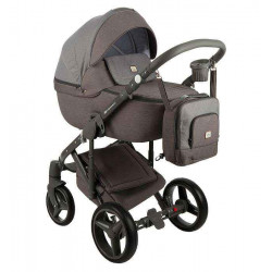 Q-351 - Детская коляска Adamex Luciano 2 в 1