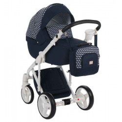 Q-363 - Детская коляска Adamex Luciano 2 в 1