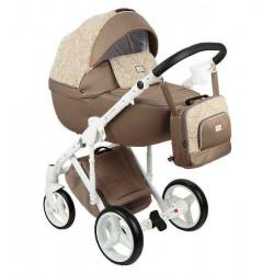 Q-374 - Детская коляска Adamex Luciano 2 в 1