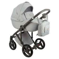 Q-1 - Детская коляска Adamex Luciano 2 в 1