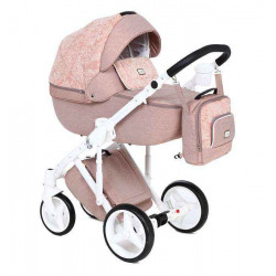 Q-211 - Детская коляска Adamex Luciano 2 в 1