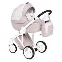 Q-219 - Детская коляска Adamex Luciano 2 в 1