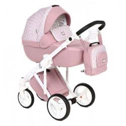 Q-220 - Детская коляска Adamex Luciano 2 в 1