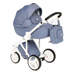 Q-4 - Детская коляска Adamex Luciano 2 в 1