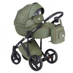 Q-7 - Детская коляска Adamex Luciano 2 в 1