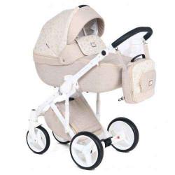 Q-241 - Детская коляска Adamex Luciano 2 в 1