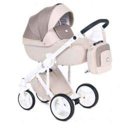 Q-242 - Детская коляска Adamex Luciano 2 в 1