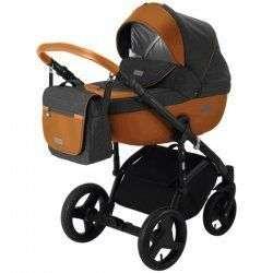 V11 - Детская коляска Adamex Massimo 2 в 1