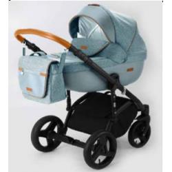 V23 - Детская коляска Adamex Massimo 2 в 1