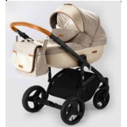 V25 - Детская коляска Adamex Massimo 2 в 1