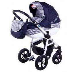 362W - Детская коляска Adamex Neonex 3 в 1