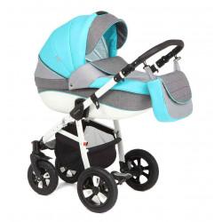 Tip-21 - Детская коляска Adamex Neonex 3 в 1