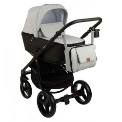 Y-58 - Детская коляска Adamex Reggio 3 в 1