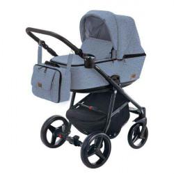 Y-2 - Детская коляска Adamex Reggio 3 в 1
